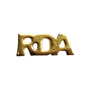 RDA BADGE 4