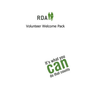 Volunteer Welcome Pack